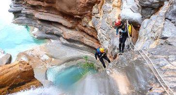 canyoning maroc